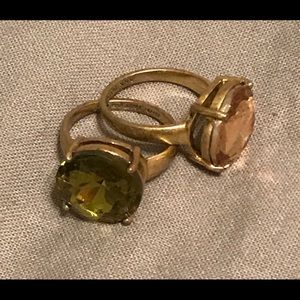 Ann Taylor Fashion rings